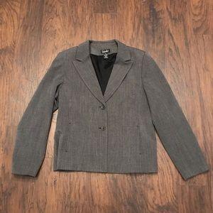 Rafaella Gray Women's Blazer Suit Jacket Size 14